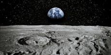 Russland und China planen gemeinsame Mondstation