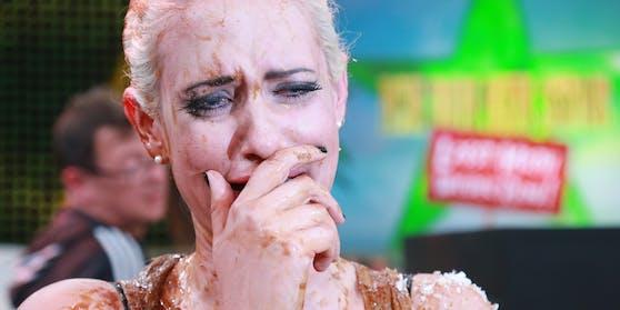 Sarah Knappik terrorisierte die Konkurrenz bereits im Dschungelcamp 2011