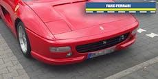 """Mann bautToyota zum """"Ferrari"""" um und kassiert Anzeige"""