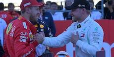 """Mercedes-Pilot verrät: """"Vettel ist bei uns kein Thema"""""""