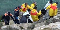 34 tote Flüchtlinge vor Küste Tunesiens geborgen