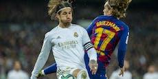 Real, Barca und Juve droht der Europacup-Rauswurf