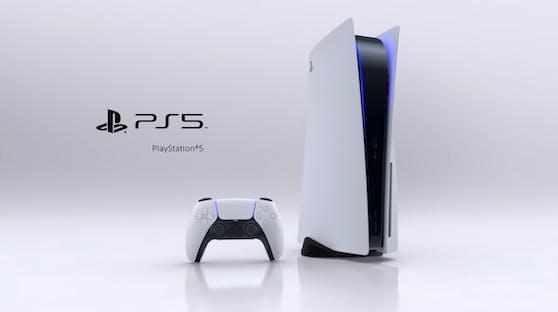 So sieht die PlayStation 5 aus.