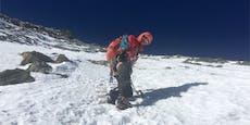 So dramatisch erleben Bergführer den Gletscherschwund