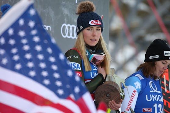 Ski-Queen Mikaela Shiffrin dachte an ein Karriere-Ende