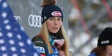Ski-Ass Shiffrin über Verletzung und Karriere-Ende