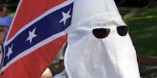 Lauter Ruf nach Terror-Einstufung desKu Klux Klan
