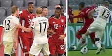 Nach Hinteregger-Check: OP bei Bayern-Star Thiago