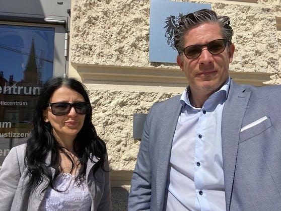 """""""Kein Sex in Ehe"""": Ehefrau (50) vor Gericht mit Anwalt Florian Höllwarth"""