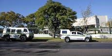 Österreicher in Südafrika mit Machete zu Tode gehackt