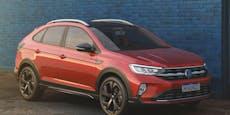 Der neue VW Nivus kommt 2021 auch zu uns