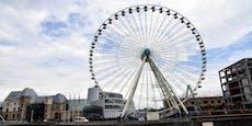 Jetzt hat auch Köln ein Riesenrad: So ist die Aussicht
