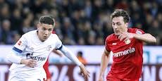 Schalke stellt gegen Leverkusen einen Negativrekord auf