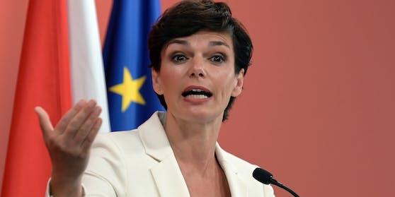 SPÖ-Chefin Pamela Rendi Wagner