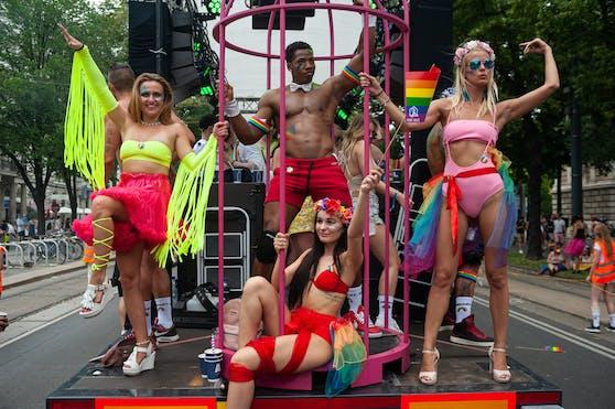Die Regenbogenparade 2020 fiel dem Coronavirus zum Opfer, stattdessen wird es am 27. Juni einen Autokorso geben.