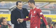 Bayern-Star Müller erklärt seine Kritik am Sportchef