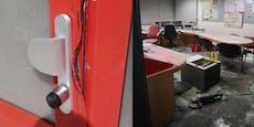 Einbrecher schnitten Tresor in Feuerwehrhaus auf
