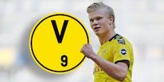 Dortmund überrascht Fans mit einem neuen Vereins-Logo