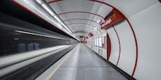 U-Bahn-Bremsen lassen Stationen leuchten