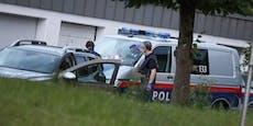Auf Flucht mehrmals auf Polizei geschossen