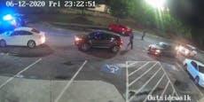 Erneut Afroamerikaner bei Polizeieinsatz getötet