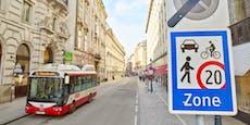 Geheimplan: Wiens Innenstadt soll autofrei werden