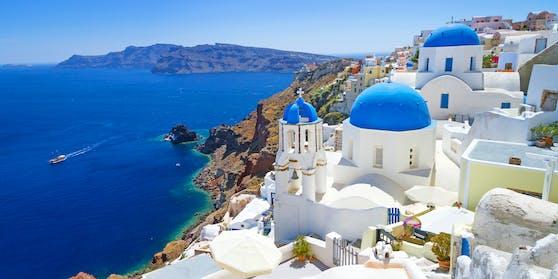 Griechenland startet die Urlaubssaison am 15. Juni.