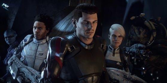 """Electronic Arts verstärkt das Steam-Angebot unter anderem mit """"Mass Effect: Andromeda""""."""