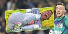 Schlimme Verletzung: Saison-Aus für Galatasaray-Goalie