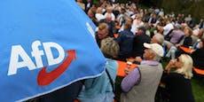 AfD wird jetzt vonVerfassungsschutz beobachtet