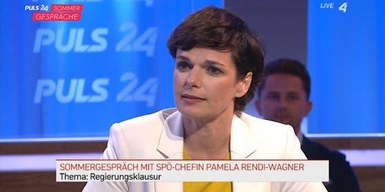 """Rendi-Wagner: """"Bundesregierung muss mutig an Lösungen rangehen, nicht zögerlich"""""""