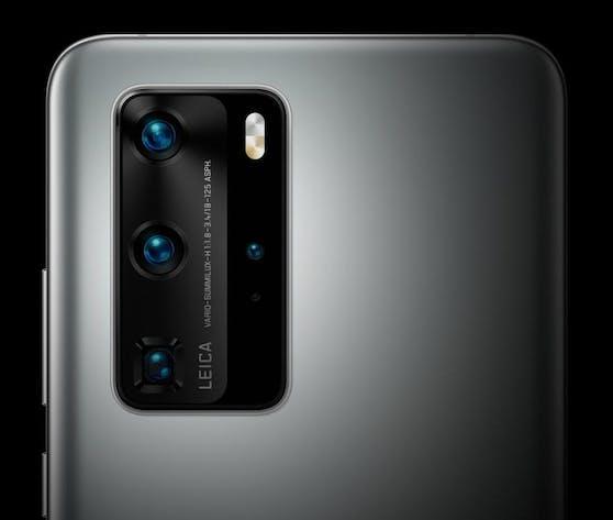 Mit der Ultra Vision Leica Quad-Kamera gelingt dir immer das perfekte Foto.