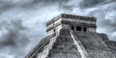 An diesem Tag soll die Maya-Apokalypse bevorstehen