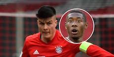 Alaba holte ÖFB-Kumpel, jetzt verlässt er die Bayern