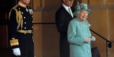"Abgespeckt: Queen bekam ein ""Mini Trooping"""