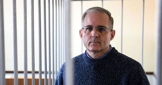 Angeblicher US-Spion in Russland zu 16 Jahren Haft verurteilt.