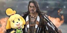 """Badass Danny Trejo zockt """"Animal Crossing"""" auf YouTube"""
