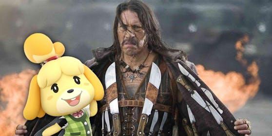 "Danny Trejo ist ein harter Kerl, spielt aber gerne ""Animal Crossing""."