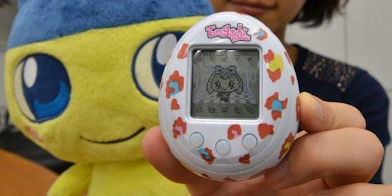 Das Tamagotchi zählte zu den beliebtesten Spielzeugen in den 1990er-Jahren.