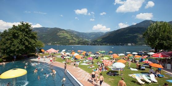 Urlaub in Österreich ist diesen Sommer sehr angesagt.