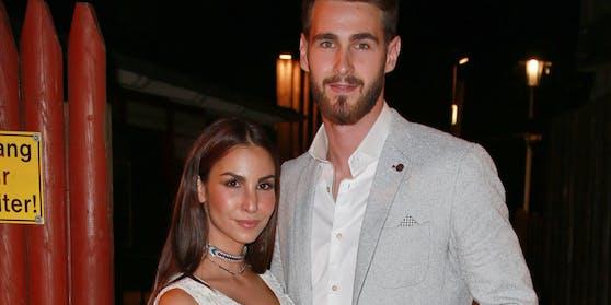 Sila und ihr Mann Samuel Sahin-Radlinger