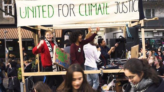 """""""Gen Z for Planet A"""" – Neue Reportage über junge Umweltschützer jetzt auf A1now."""