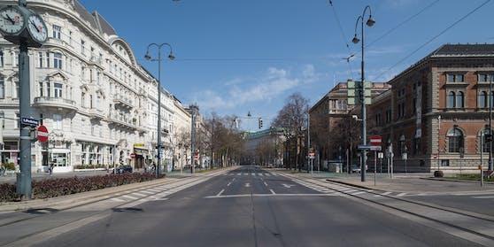 Geht es nach Grün-Türkis wird die Wiener Innenstadt demnächst autofrei