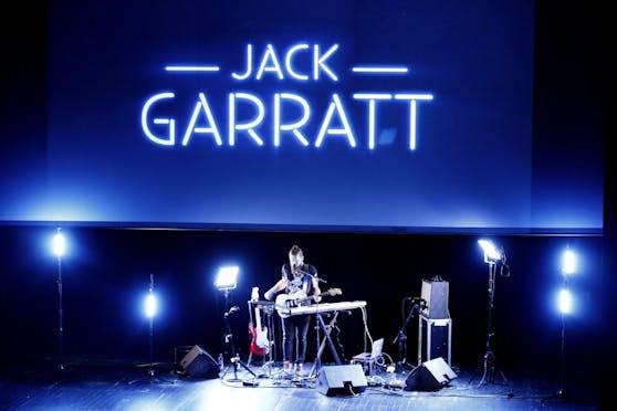 Jack Garratt  am Montreux Jazz Festival 2015
