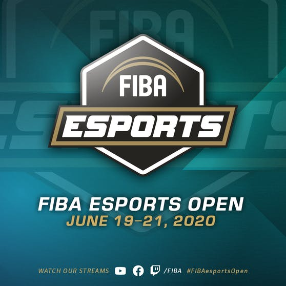Erste FIBA eSports Open 2020 mit 14 teilnehmenden Nationalteams.