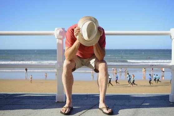Eine Auslandsreise in Corona-Zeiten kann einige Probleme mit sich bringen.