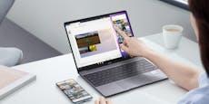 Huawei MateBook X Pro: Notebook für das 21. Jahrhundert