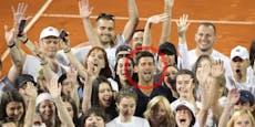 Coronavirus: Djokovic löst Staatskrise in Kroatien aus