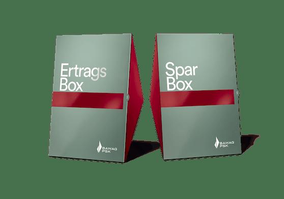 Die ErtragsBox kombiniert das klassiche Bausparen mit dem modernen Fondssparen.