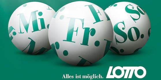 "Lotto ""6 aus 45"" Bonus-Ziehung"